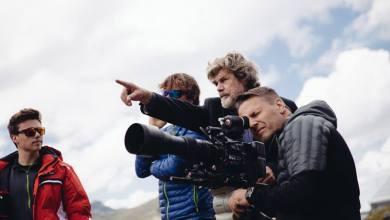 immagine di una ripresa del film di messner