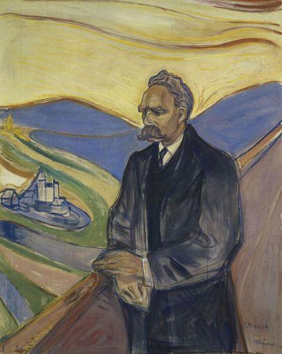 Friederich Nietzsche Torino