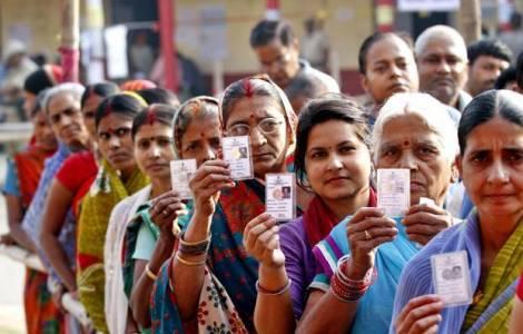 India: ultimo giorno di voto, si chiude maratona elettorale