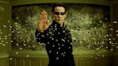 Una scena di Matrix