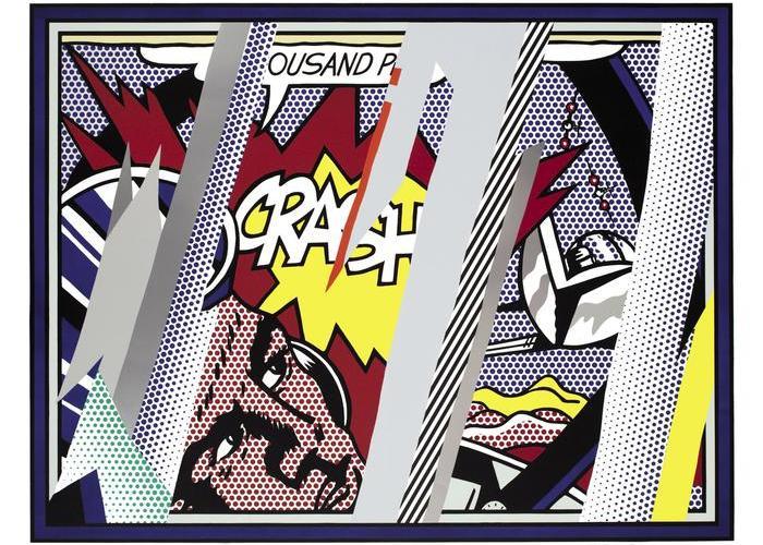 pop art di Roy Lichtenstein