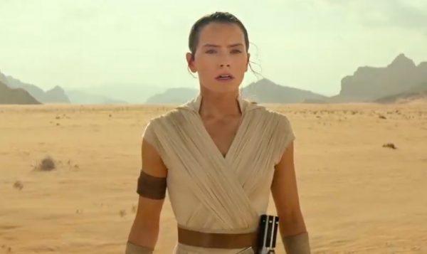 Rey di Star Wars