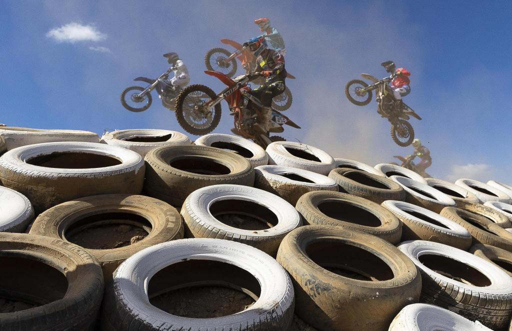 motocross morto