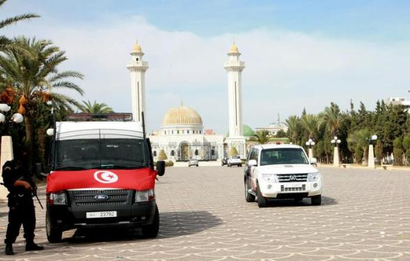 kamikaze medina tunisi