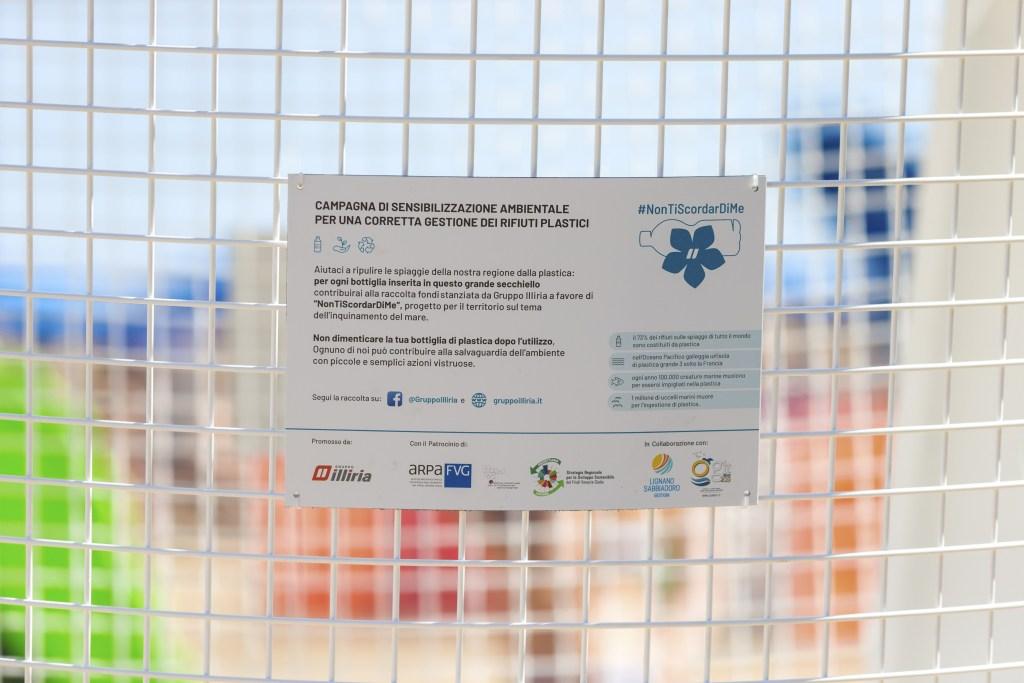 cartello campagna #NonTiScordarDiMe