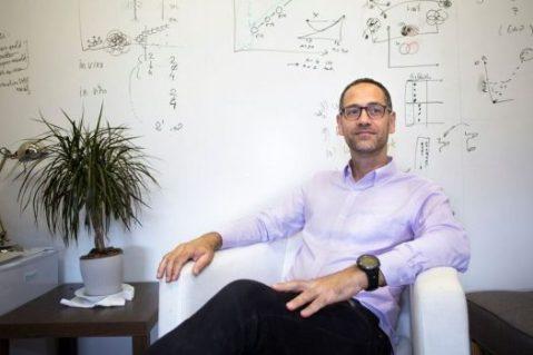Il neuroscienziato Denis Jabaudon