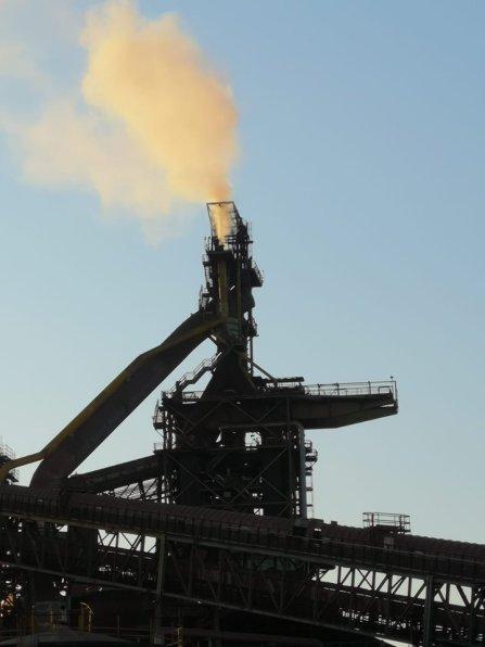 Il forno Afo4 ArcelorMittal