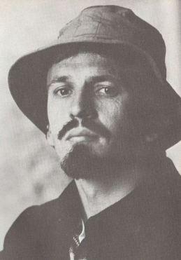 Nella foto un giovane Imre Oravecz