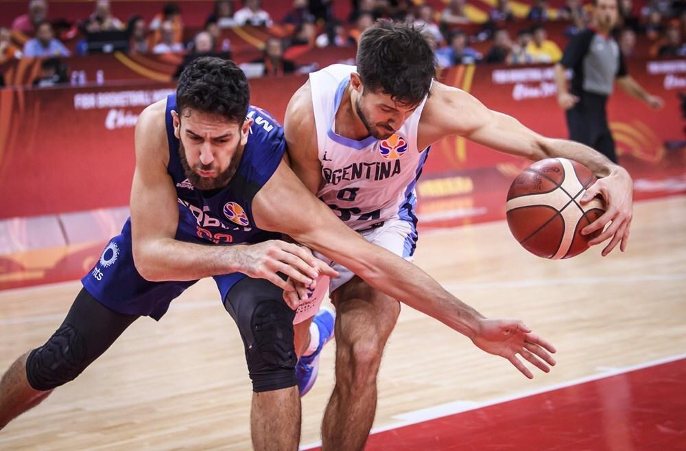 spagna argentina basket mondiali