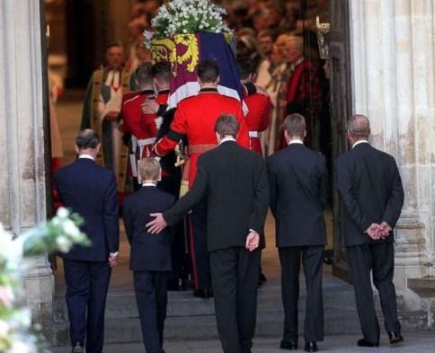 funerale diana
