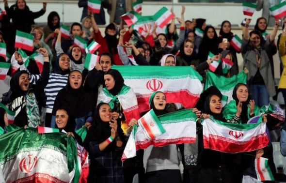 Iran morta Sahar Khodayari