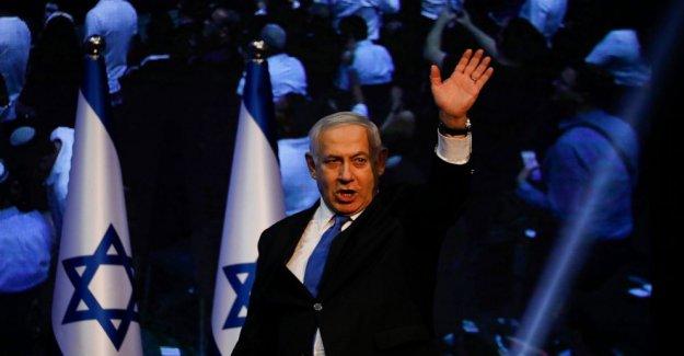 Israele, Netanyahu: 'Io al governo oppure c'è il pericolo arabi'