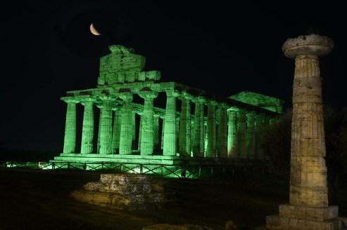 monumento verde