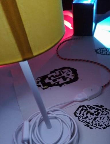 lampada geo florenti