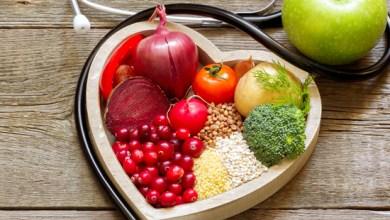 cibo alimentazione sana