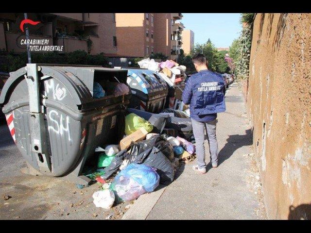 rifiuti lazio campania sicilia