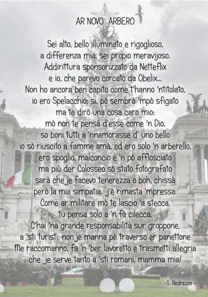 poesia spelacchio