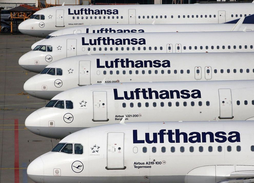 Lufthansa, torna indietro volo per Iran