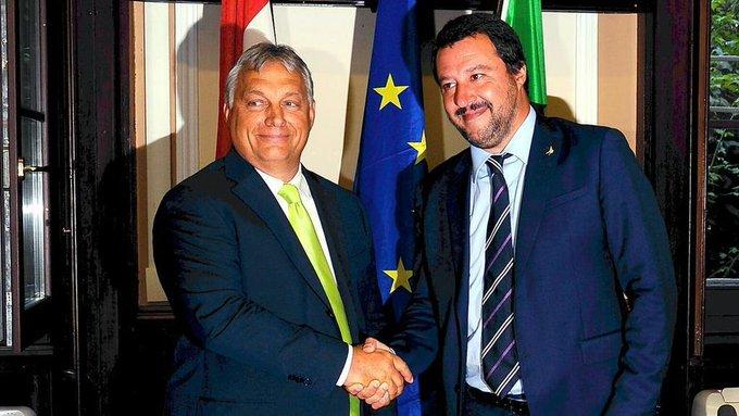 pieni poteri Orbán
