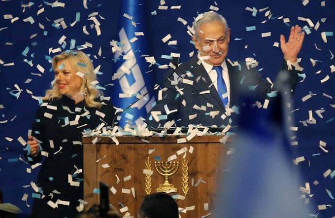 Netanyahu elezioni Israele