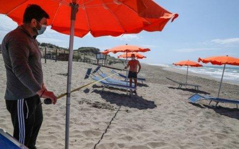 Riaperture ristoranti spiagge