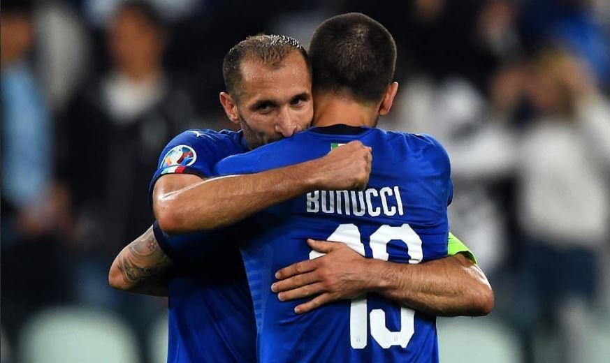 Italia Bosnia Nations League