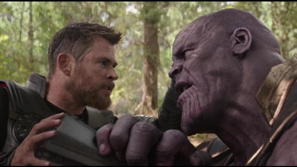 Avengers: Delucanos' war