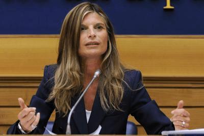 Laura Ravetto Federica ZanellaMaurizio Carrara