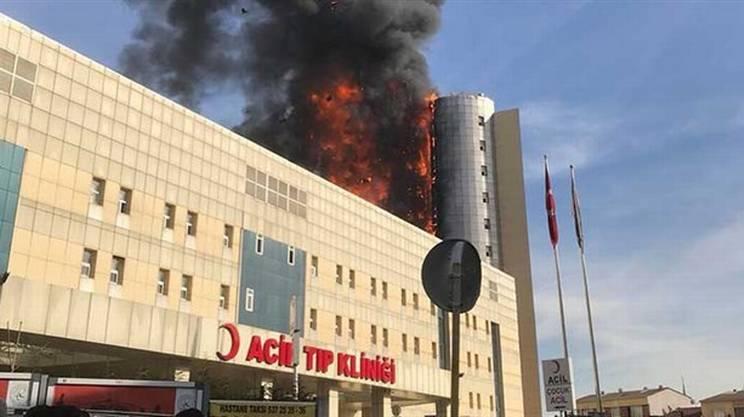 Covid Turchia, incendio in terapia intensiva: almeno 8 morti