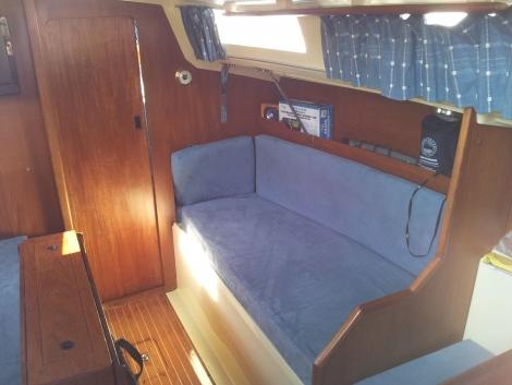 Barche a vela usate  Zuanelli  Miller 31  Genova  1208  Il Velista