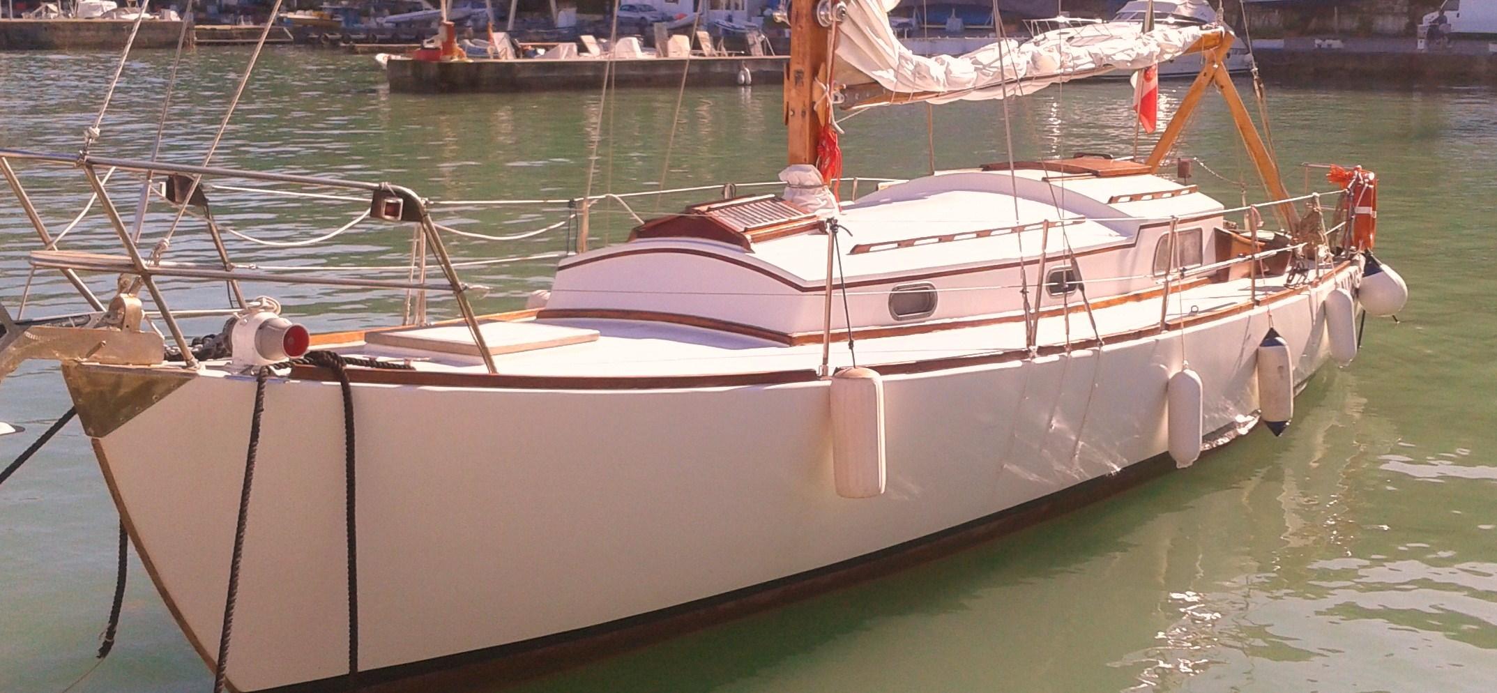 Barche a vela usate  Lissiot  Matassi  Cattolica  1490