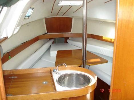 Barche a vela usate  Beneteau  FIRST 265  Mandello del