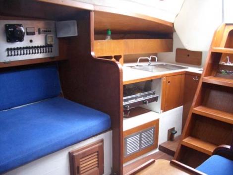 Barche a vela usate  mariver  pierrot 925  MONFALCONE  952  Il Velista