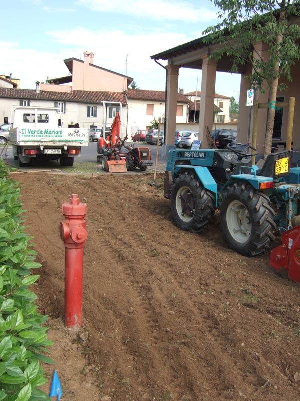 Giardiniere progettazione e manutenzione giardini a Brescia  Il Verde Mariani