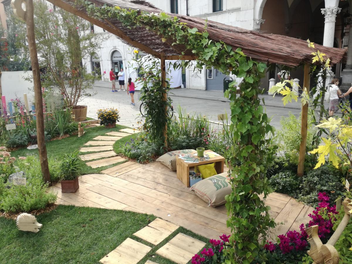 Gallery di Il Verde Mariani giardiniere  Progettazione giardini a Brescia