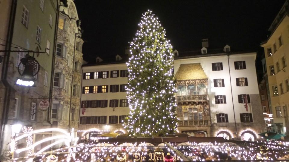 Innsbruck - Mercatini di Natale