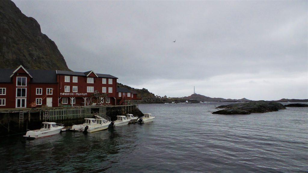 Å, isole lofoten, stockfish museum