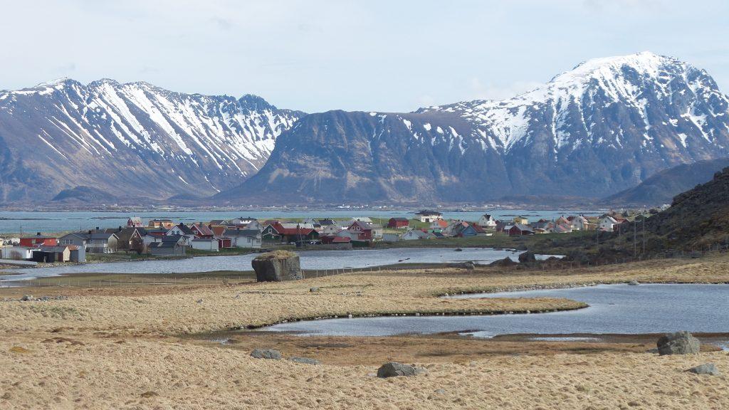 Eggum panorama