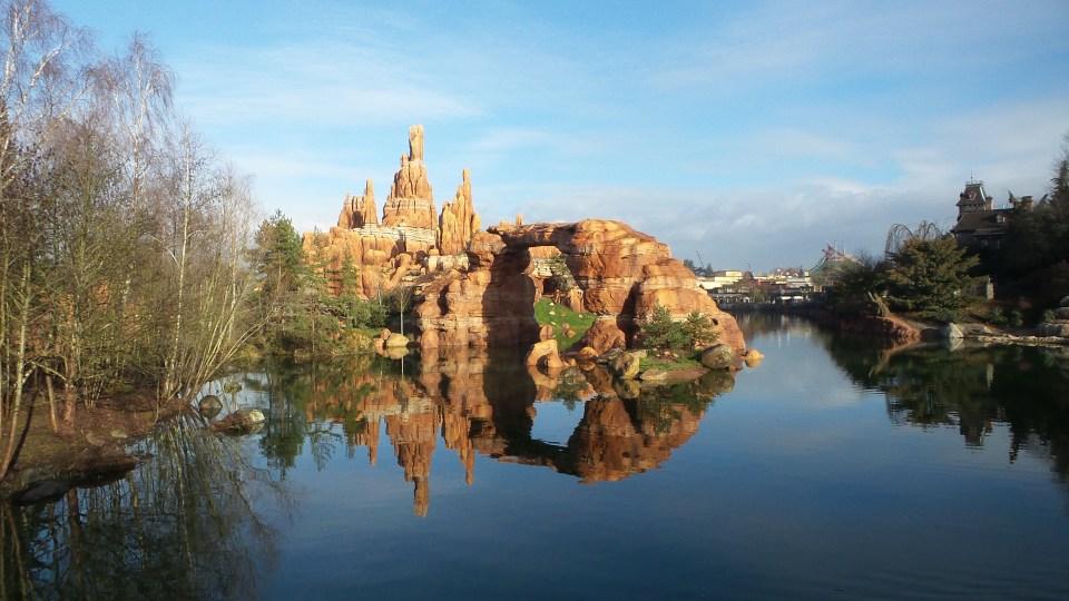 Disneyland Paris - Thunder Mesa Riverboat