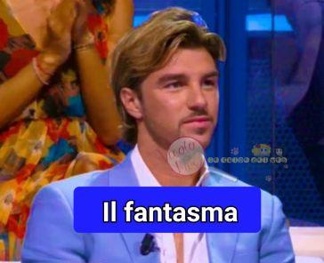 'Isola dei Famosi' Andrea Damante e l'ospitata fantasma: ecco come lui ha reagito!
