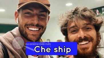 'Isola dei Famosi' Ignazio Moser e Andrea Cerioli dichiarano pubblicamente il sentimento che è nato fra loro: i fan troveranno un nome per questa nuova ship amicale?