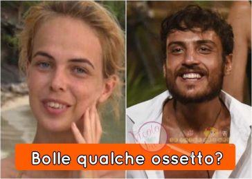 'Isola dei Famosi' Il vincitore Awed rivela il suo rapporto particolare con Drusilla Gucci…bolle qualcosa in pentola?