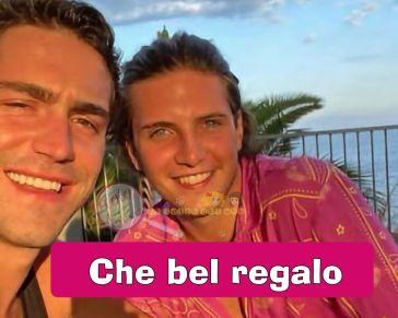 'Amici Gossip' Tommaso Stanzani rivela ai fan di un regalo inaspettato per lui e Tommaso Zorzi che lo ha reso molto felice!