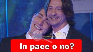 'Grande Fratello Vip' Tommaso Zorzi e Francesco Oppini hanno litigato o no? Arriva la risposta molto chiara del commentatore sportivo