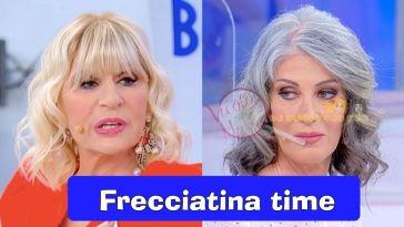 'Uomini e Donne' Gemma Galgani manda una frecciatina ad Isabella Ricci