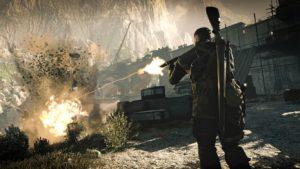 Sniper Elite 4 A