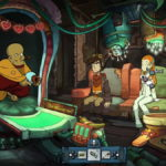 Chaos on Deponia PS4 A