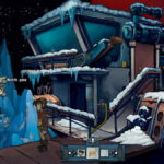 Chaos on Deponia PS4 C
