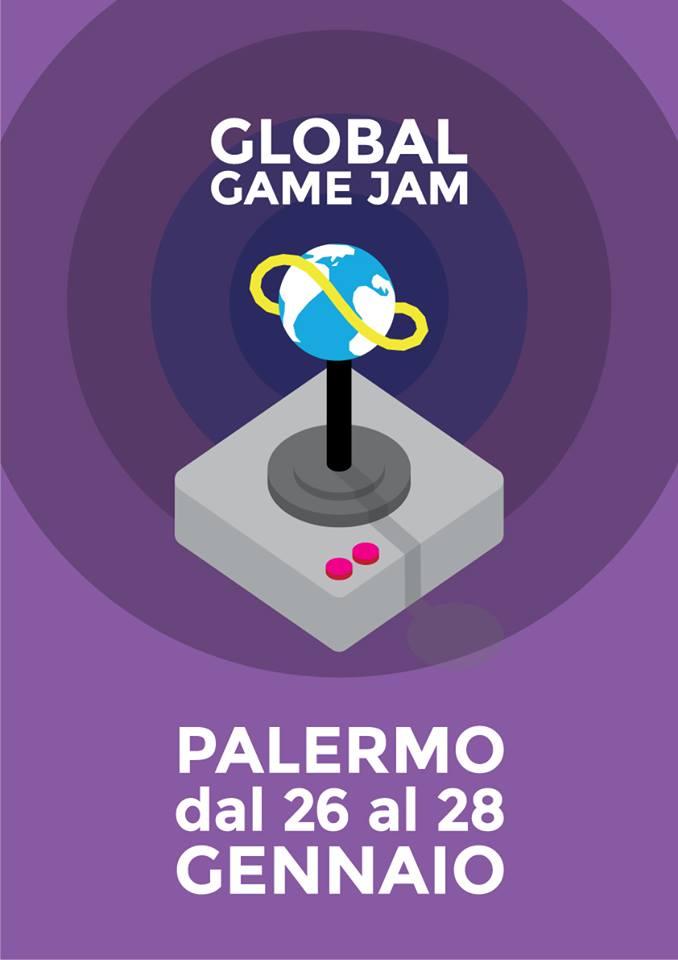 Global Game Jam 2018 Palermo