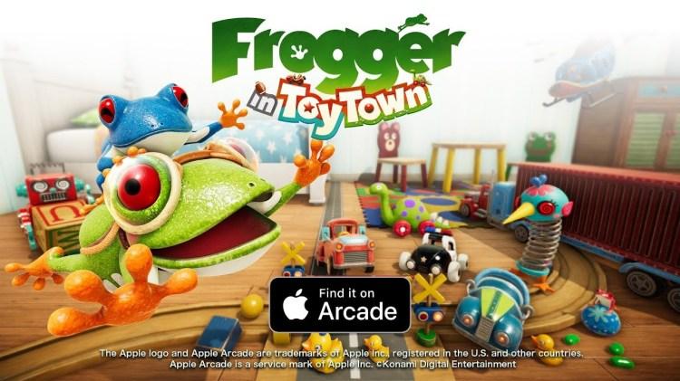 Frogger in Toy Town, annunciata una nuova modalità - IlVideogioco.com